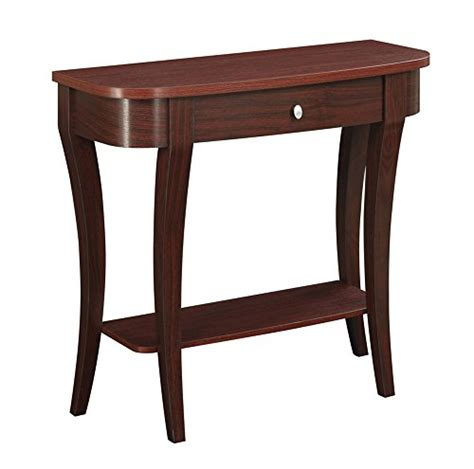 sofa table with bottom shelf entryway console table sofa tables living room furniture
