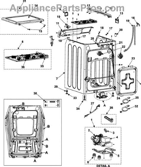 Samsung Drain Pump Appliancepartspros
