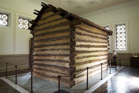lincoln log cabin remembering lincoln s birthplace president lincoln s