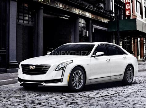 2019 Cadillac Ct6 V8 Price, Release Date, Specs, Review
