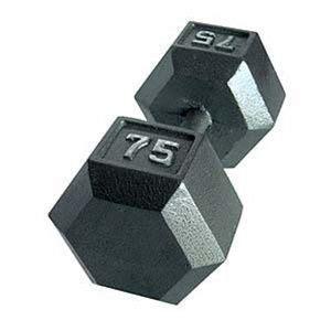 CAP Cast Hex Dumbbell Set   105 120 Lb Set   GymStore.com