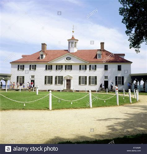 Haus Kaufen Usa Washington by Geographie Reisen Usa Virginia Mount Vernon Haus Des
