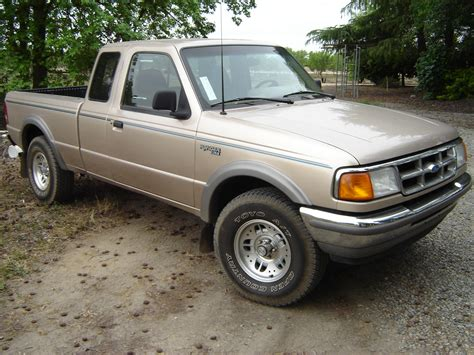 1994 ford ranger information and photos momentcar