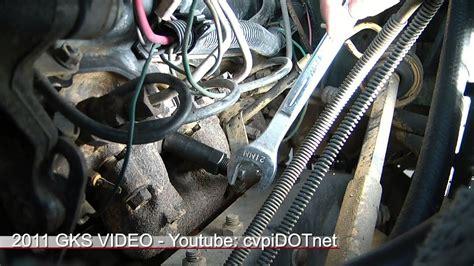 cucv swollen glow plug removal tool    diesel