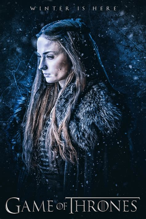 game  thrones wallpaper sansa  mattze  deviantart