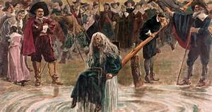 Top 10 Strange And Terrifying Witch Trials Throughout
