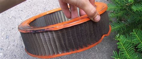 The 4 Different Types Of Car Filters And Their Importance