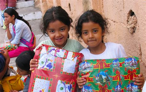 giving a gift to the child you sponsor the whys whats