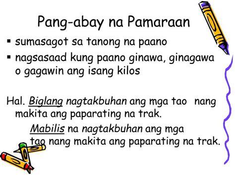 Ppt  1  Nagtakbuhan Ang Mga Tao Nang Makita Ang