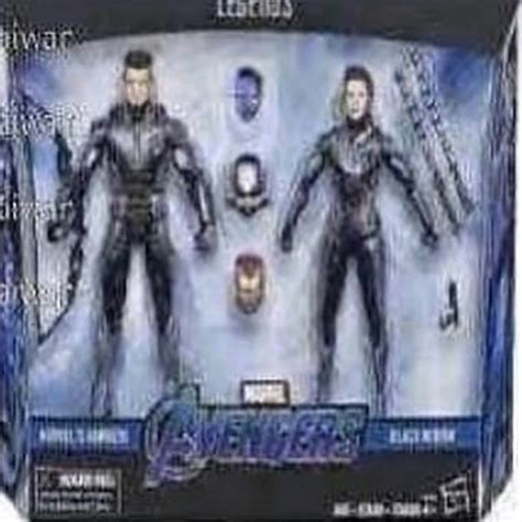 Another Avengers Endgame Leak Reveals The Team New Suits