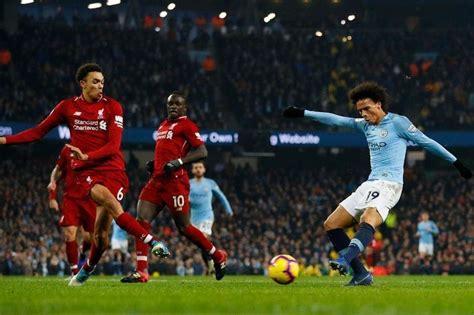 How to watch Man City vs Liverpool Premier League live ...