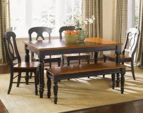 black dining room sets liberty furniture low country black 6 76x38