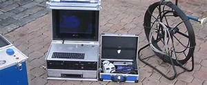 Revize odpadu kamerou