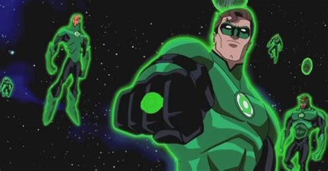 green lantern emerald knights and thor tales of asgard trailers everything