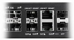 Switch Cisco Sg300-28sfp 28 Port Sfp