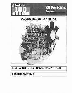 Perkins 100 Series  103 103 103