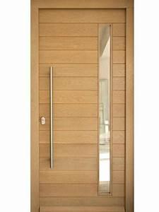 Porte D Entrée En Bois Moderne : vente et pose de portes moselle et alsace prix bas ~ Nature-et-papiers.com Idées de Décoration