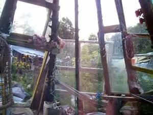 Nancy Today: Crystal Palace Glass tepee building ASMR ...