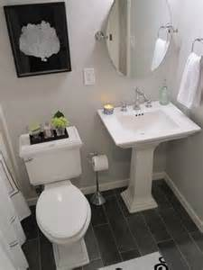 Bathroom Tile with Gray