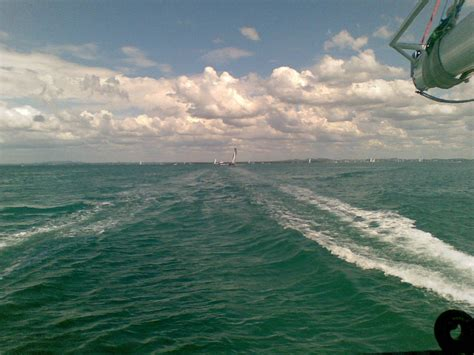 Catamaran Sailing From Start To Finish by Catamaran Design News