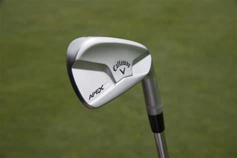 Callaway Expands Apex Line with Musclebacks and Utility ...