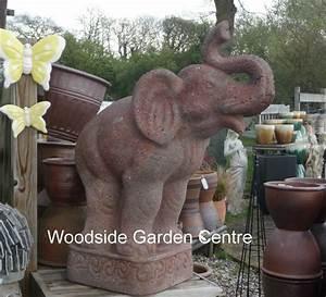 elephant garden ornaments
