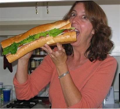 Sandwich Actual Makes Diet Sense Finally Eating