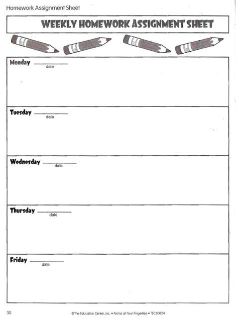 kindergarten homework sheets printable kindergarten