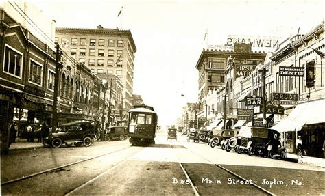 images  historic joplin mo  pinterest