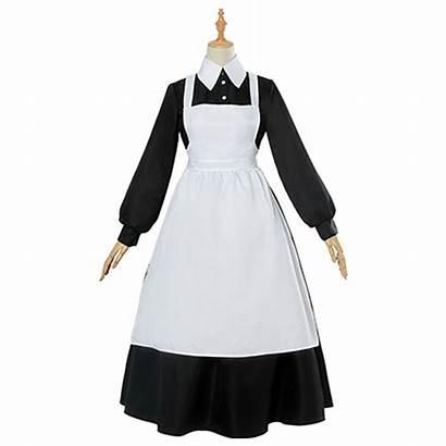 Neverland Promised Krone Cosplay Izabella Costume Above