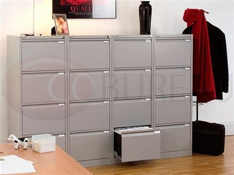 classeur metallique bureau classeur metallique format commercial 4 tiroirs pour