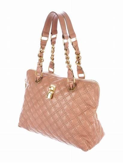 Quilted Leather Bag Shoulder Marc Jacobs Handbags
