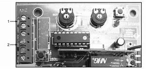 Gemini Garage Door Motor - Wiring Openers