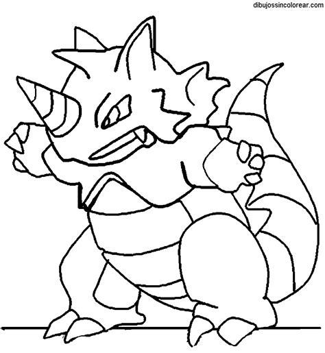 Dibujos Sin Colorear: Dibujos de Pokemon (parte 1) para