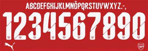 Arsenal-Regular шрифт