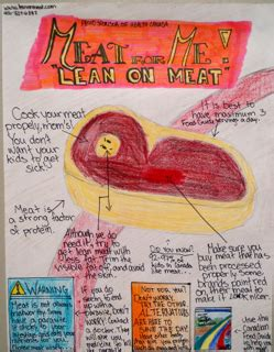 It's important to understand how what you eat and what you do affects your body. Glimpse Into A Classroom - Grade 7: Healthy Eating Posters | Wesley Christian Academy - Markham ...
