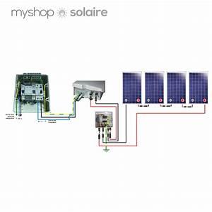 Kit Panneau Solaire Autoconsommation : guide de montage kit solaire autoconsommation soladin web ~ Premium-room.com Idées de Décoration