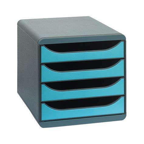 Prezzo Bid Cassettiera Big Box Exacompta Box Grigio Scuro