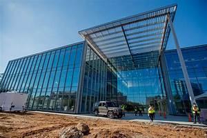 A peek inside Mercedes-Benz USA's new headquarters ...