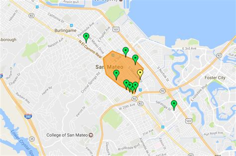 thousands lose power  san mateo pge  updated