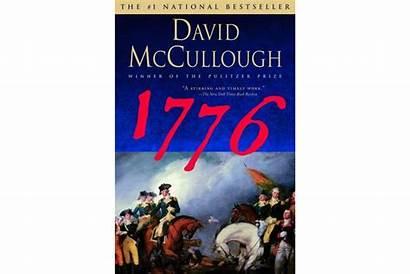 1776 Revolution Books American David Mccullough Fourth