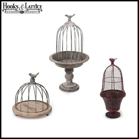 Decorative Birds - decorative bird cages bird cage planter decor