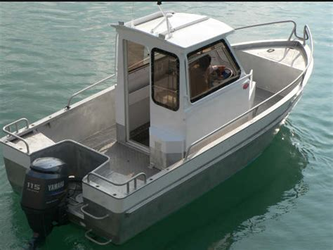 Aluminum Fishing Boats For Sale In Florida by 20ft Small Aluminum Commercial Fishing Boat For Sale