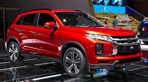 One of the key differentiators of the model for its competitors are the technological elements! Mitsubishi ASX - Wikipédia, a enciclopédia livre