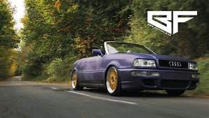 Audi 80 Cabrio Bolero : audi 80 cabrio 5 zylinder typ 89 youtube ~ Jslefanu.com Haus und Dekorationen