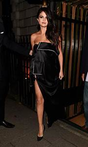 Selena Gomez sizzles on starry London night out