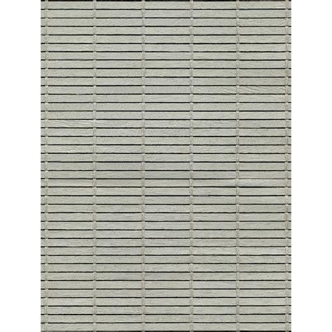 store enrouleur bois exterieur store enrouleur tamisant bois tiss 233 gris clair 70x180 cm leroy merlin