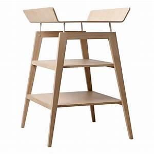 Petite Table A Langer : table langer et matelas lin a ch ne leander design b b ~ Teatrodelosmanantiales.com Idées de Décoration