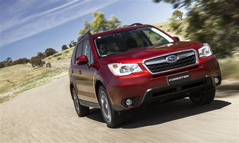 2012 Subaru Forester Reviews by 2013 Subaru Forester Review Caradvice