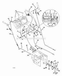 Ariens 926501 Parts List And Diagram
